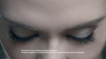 L'Oreal Paris Voluminous Butterfly Mascara TV Spot [Spanish] - Thumbnail 3