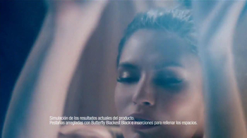 L'Oreal Paris Voluminous Butterfly Mascara TV Spot [Spanish] - Thumbnail 4
