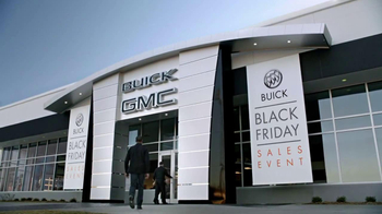 Buick Black Friday Sales Event TV Spot, 'Black Eye' - Thumbnail 5