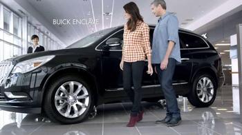 Buick Black Friday Sales Event TV Spot, 'Black Eye' - Thumbnail 7
