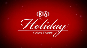 Kia Holiday Sales Event TV Spot - Thumbnail 3