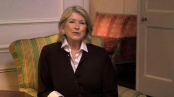 Pine Brothers TV Spot Featuring Martha Stewart - Thumbnail 2