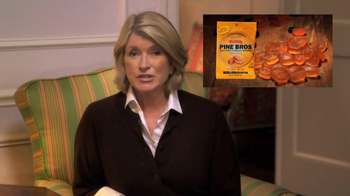 Pine Brothers TV Spot Featuring Martha Stewart
