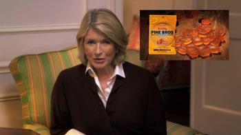 Pine Brothers TV Spot Featuring Martha Stewart - Thumbnail 6