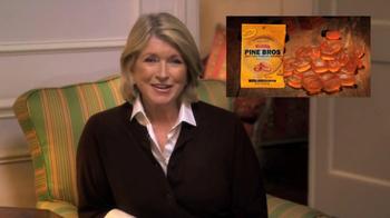 Pine Brothers TV Spot Featuring Martha Stewart - Thumbnail 7