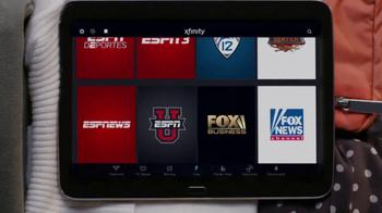 Xfinity TV Go App TV Spot - Thumbnail 4
