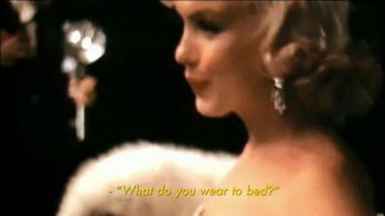 Chanel No.5 TV Spot, \'Marilyn Monroe\'