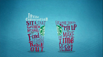 Starbucks Share Event TV Spot, 'Share Joy'