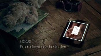 Google Nexus 7 TV Spot 'Center Stage' - Thumbnail 7