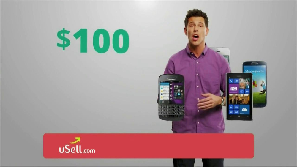 uSell.com TV Commercial, 'Cash for Your Phone'