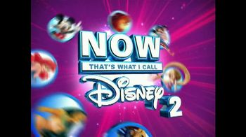 Now That's What I Call Music Disney Volume 2 TV Spot