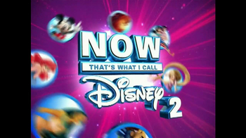Now That\'s What I Call Music Disney Volume 2 TV Spot