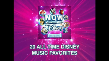 Now That's What I Call Music Disney Volume 2 TV Spot - Thumbnail 7