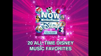 Now That's What I Call Music Disney Volume 2 TV Spot - Thumbnail 8