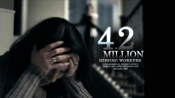 Americans for Economic Freedom TV Spot, 'Employment' - Thumbnail 3