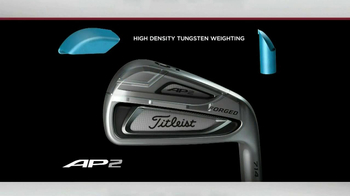 Titleist AP Irons TV Spot Featuring Zach Johnson, Jason Dufner - Thumbnail 7