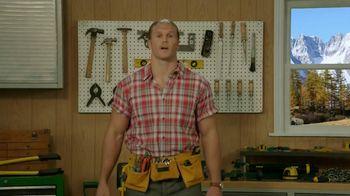 Fathead TV Spot, 'Most Trusted Handyman' Feat. Clay Matthews