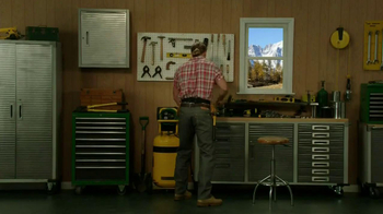 Fathead TV Spot, 'Most Trusted Handyman' Feat. Clay Matthews - Thumbnail 1