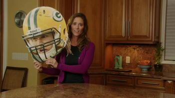 Fathead TV Spot, 'Most Trusted Handyman' Feat. Clay Matthews - Thumbnail 6