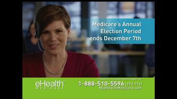 eHealth Medicare TV Spot - Thumbnail 9