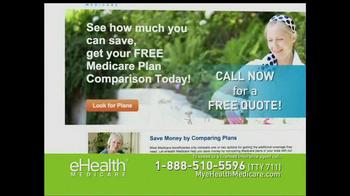 eHealth Medicare TV Spot - Thumbnail 8