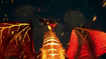 Wizard 101 TV Spot, 'Dragon' - Thumbnail 8