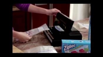 Ziploc Vacuum Sealer TV Spot - Thumbnail 1