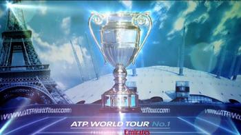 Emirates ATP Rankings TV Spot - Thumbnail 8