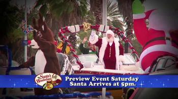 Bass Pro Shops Santa's Wonderland TV Spot, 'Shop Early' - Thumbnail 6