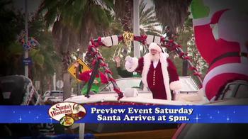 Bass Pro Shops Santa's Wonderland TV Spot, 'Shop Early' - Thumbnail 7