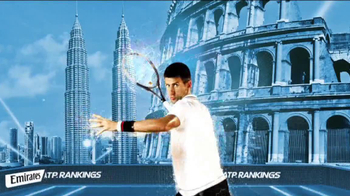 ATP World Tour TV Spot, 'Emirates ATP Rankings' - Thumbnail 7