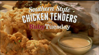 Ruby Tuesday Southern Style Chicken Tenders TV Spot, 'Gift Card' - Thumbnail 2