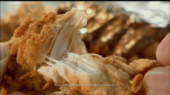 Ruby Tuesday Southern Style Chicken Tenders TV Spot, 'Gift Card' - Thumbnail 6