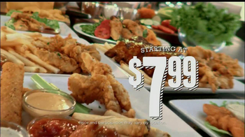 Ruby Tuesday Southern Style Chicken Tenders TV Spot, 'Gift Card' - Thumbnail 8