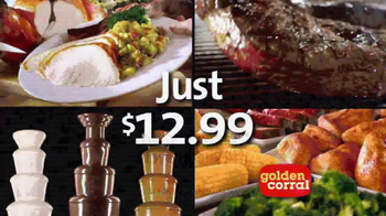Golden Corral Thanksgiving Day Buffet TV Spot, 'New Traditions' - Thumbnail 10