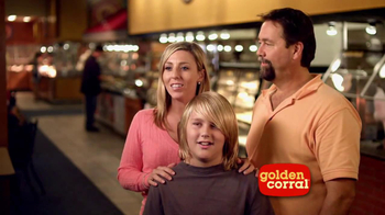 Golden Corral Thanksgiving Day Buffet TV Spot, 'New Traditions' - Thumbnail 2