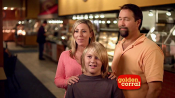 Golden Corral Thanksgiving Day Buffet TV Spot, 'New Traditions' - Thumbnail 3