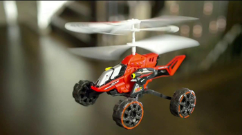 Air Hogs RC Drop Strike TV Spot - 375 commercial airings