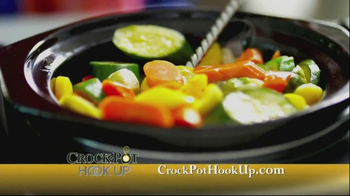 Crock-Pot Hook Up TV Spot - Thumbnail 10