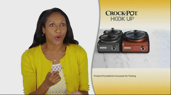 Crock-Pot Hook Up TV Spot - Thumbnail 4