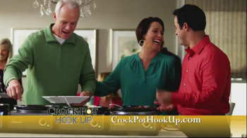 Crock-Pot Hook Up TV Spot - Thumbnail 6