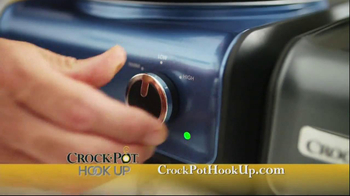 Crock-Pot Hook Up TV Spot - Thumbnail 8