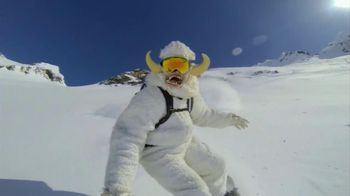 GoPro TV Spot, 'Yeti' Featuring Mike Basich