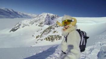 GoPro TV Spot, 'Yeti' Featuring Mike Basich - Thumbnail 3
