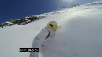 GoPro TV Spot, 'Yeti' Featuring Mike Basich - Thumbnail 4