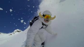 GoPro TV Spot, 'Yeti' Featuring Mike Basich - Thumbnail 8