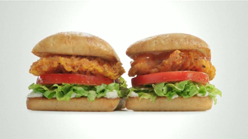 Sonic Drive-In Spicy Chicken Sandwiches TV Spot [Spanish]