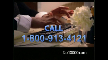 TAX10000 TV Spot, 'Negotiated Tax Settlements' - Thumbnail 9
