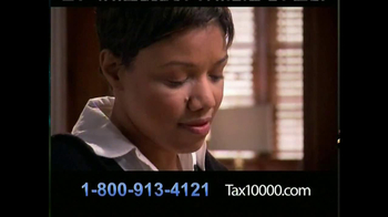 TAX10000 TV Spot, 'Negotiated Tax Settlements' - Thumbnail 8