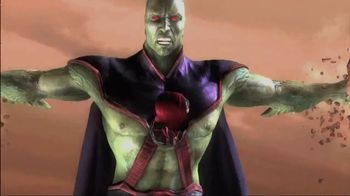 Injustice: Gods Among Us Ultimate Edition TV Spot, 'Battles' - 277 commercial airings